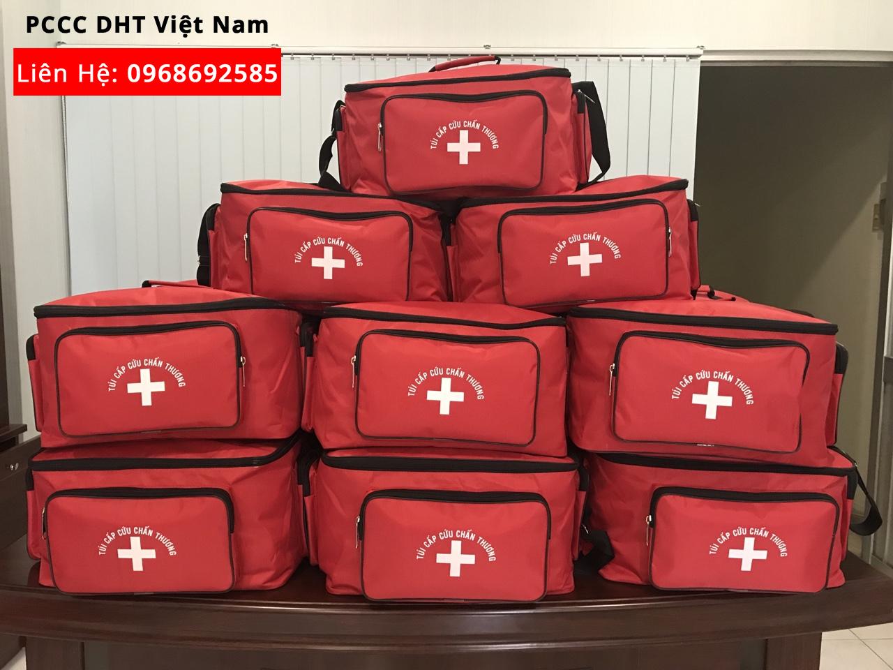 Chiếc túi cứu thương loại A nhỏ gọn, xinh xắn sẽ được đơn vị cung cấp túi cứu thương loại A tại Khu công nghiệp Minh Đức trao đến tận tay bạn.