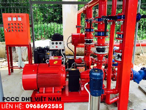 Dịch vụ bảo trì bảo dưỡng hệ thống phòng cháy chữa cháy tại KCN VĨNH THỊNH