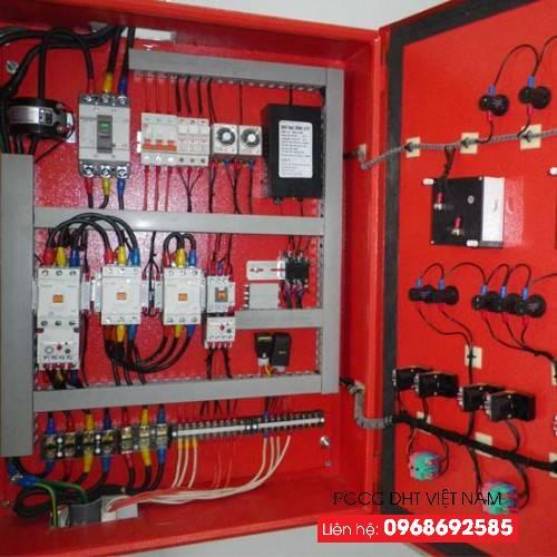 Bảo trì trung tâm điều khiển phòng cháy chữa cháy