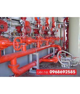 Công ty PCCC DHT Việt Nam cung cấp dịch vụ chất lượng
