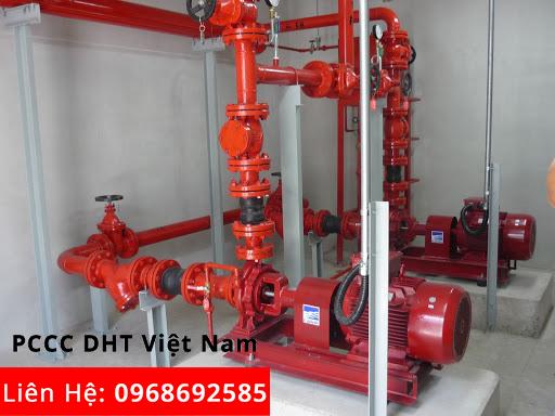 Dịch vụ bảo trì bảo dưỡng hệ thống phòng cháy chữa cháy tại CỤM CÔNG NGHIỆP HỢP THỊNH