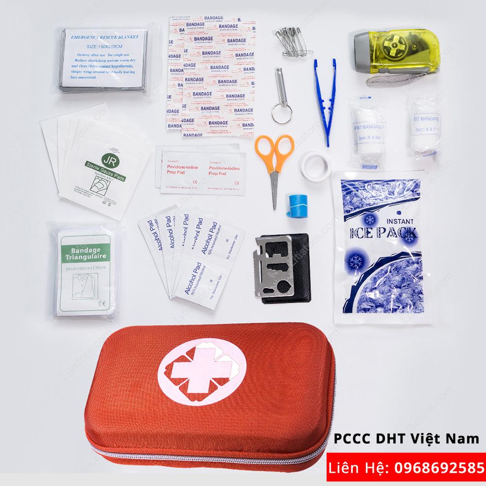 Đơn vị cung cấp túi cứu thương loại A tại KHU CÔNG NGHIỆP HÒA MẠC