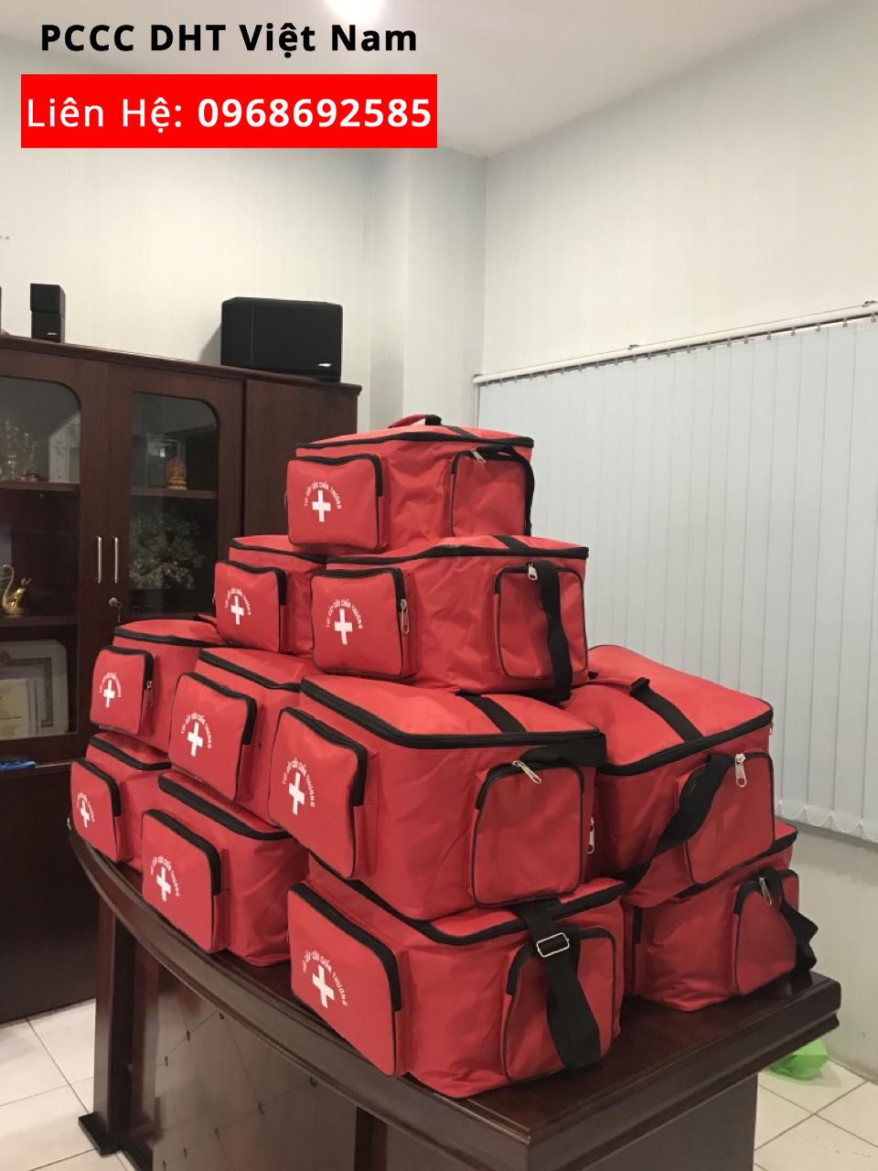 Đơn vị túi cứu thương loại A cụm công nghiệp Lai Sơn