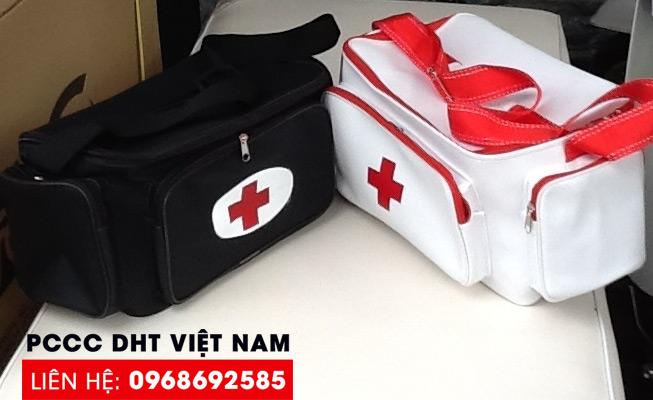 Đơn vị cung cấp túi cứu thương loại A khu công nghiệp Châu Sơn