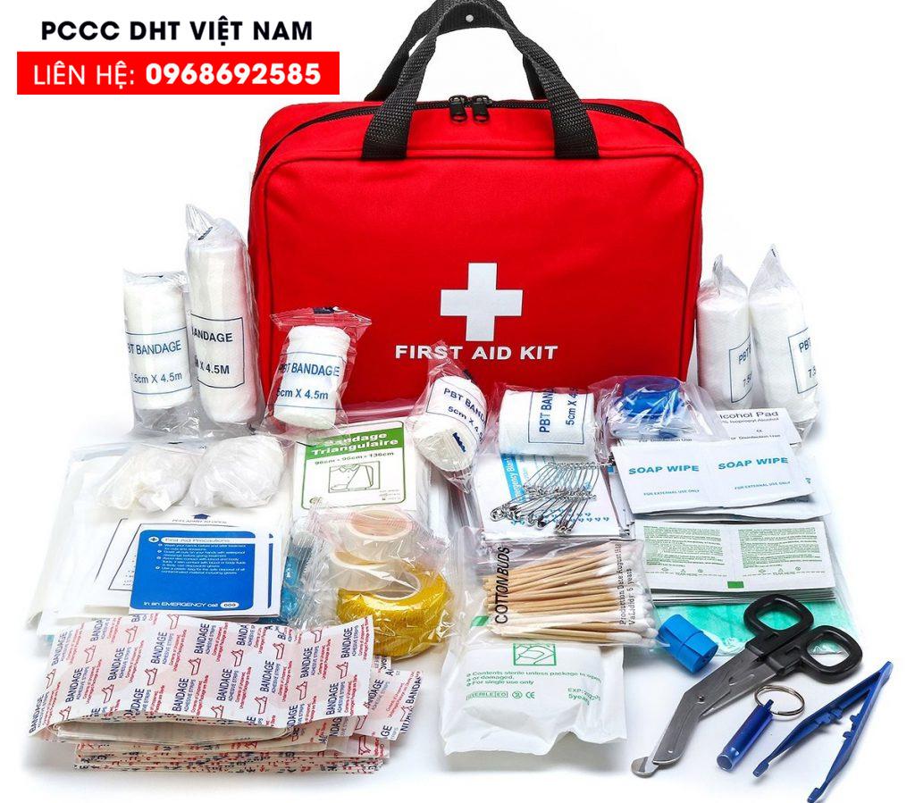 Đơn vị cung cấp túi cứu thương loại A tại Cụm công nghiệp Xuân Hòa uy tín
