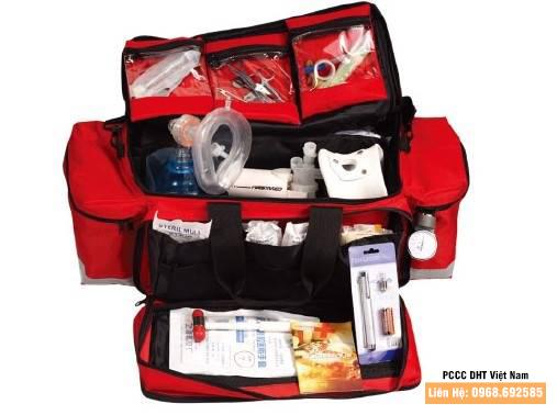 Đơn vị cung cấp túi cứu thương loại A tại CỤM CN BIÊN HÒA đảm bảo đầy dủ thuốc men, dụng cụ.