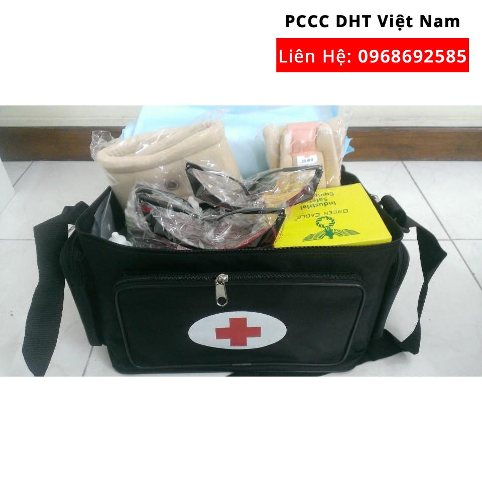 Đơn vị cung cấp túi cứu thương loại A tại CỤM CÔNG NGHIỆP HỢP THỊNH tận tâm, chu đáo.