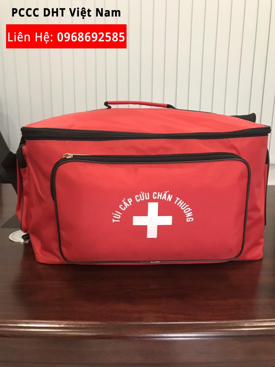 Yên tâm khi lựa chọn đơn vị cung cấp túi cứu thương loại A tại Khu công nghiệp HOÀNG DIỆU.