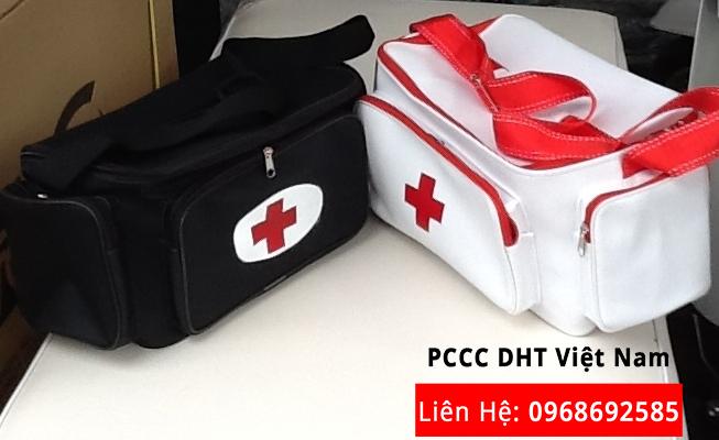 Đơn vị cung cấp túi cứu thương loại A tại KCN SÔNG LÔ II uy tín và chất lượng.