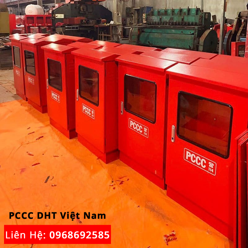 Dịch vụ bảo trì bảo dưỡng hệ thống phòng cháy chữa cháy tại Khu công nghiệp Thường Tín cho nhà máy