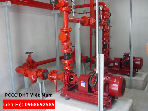 Dịch vụ bảo trì bảo dưỡng hệ thống phòng cháy chữa cháy Khu công nghiệp Yên Phong 1