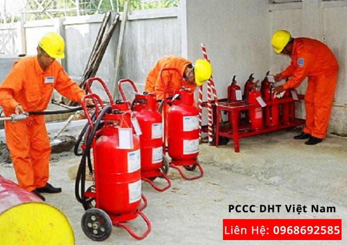 Bảo dưỡng hệ thống phòng cháy chữa cháy tại các tòa nhà lớn