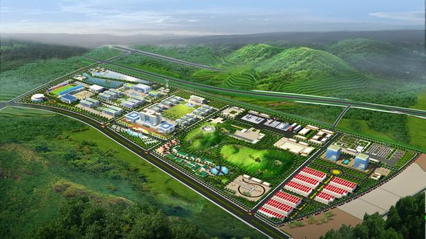 Khu công nghiệp Vĩnh Tường, Vĩnh Phúc là 1 trong những khu công nghiệp năng nổ