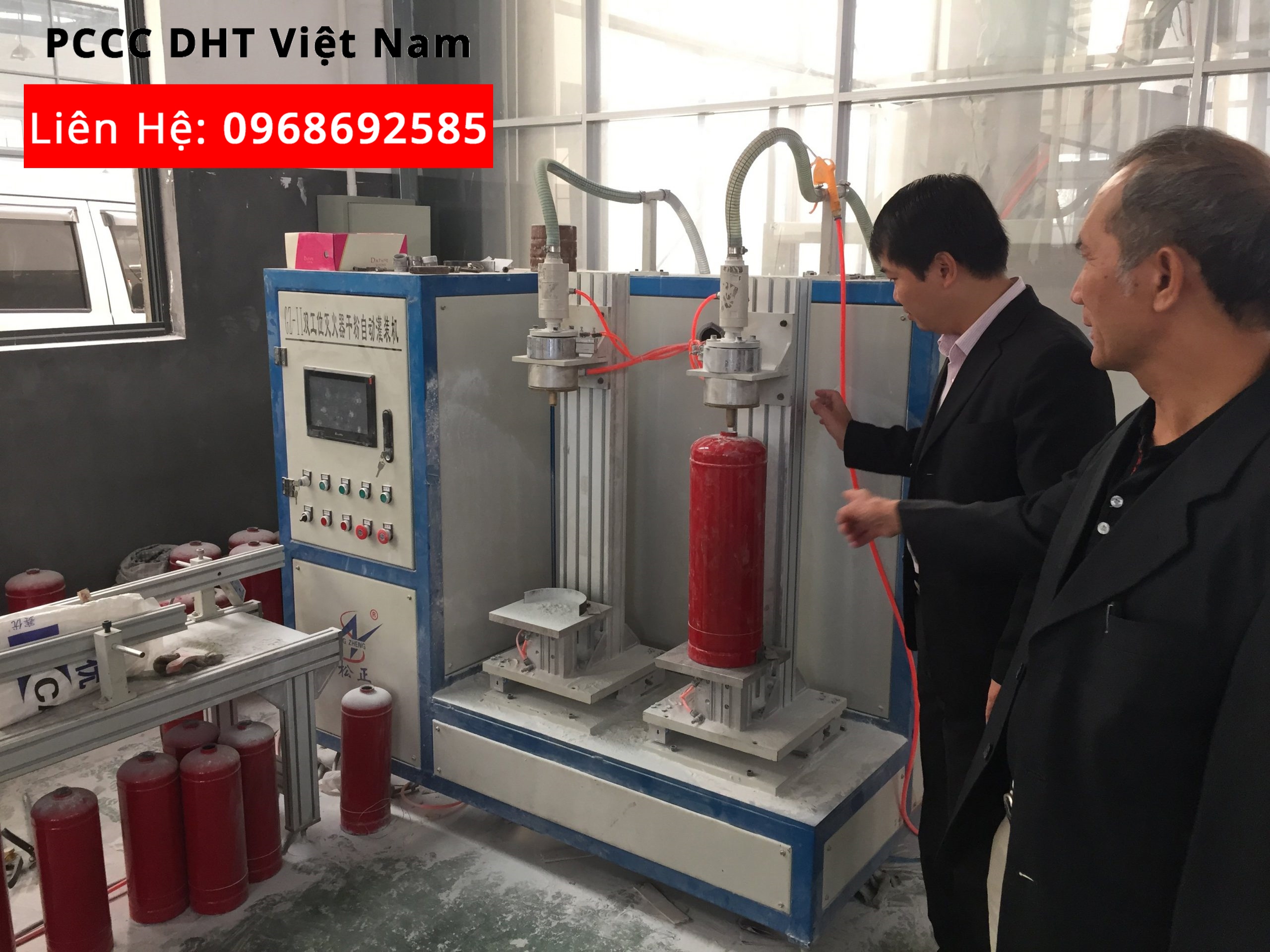 Quy trình thực hiện dịch vụ bảo trì bảo dưỡng hệ thống phòng cháy chữa cháy