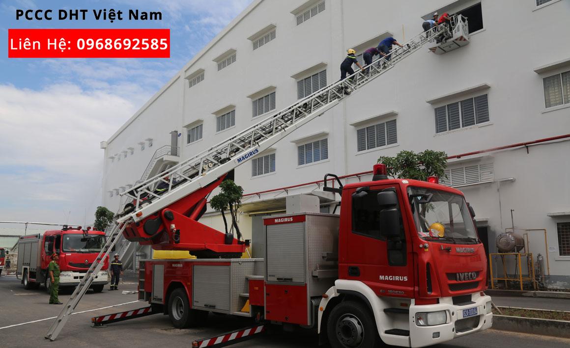 Dịch vụ bảo trì bảo dưỡng hệ thống phòng cháy chữa cháy