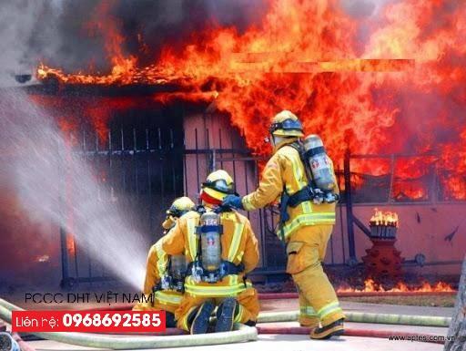 Cứu hộ phòng cháy chữa cháy