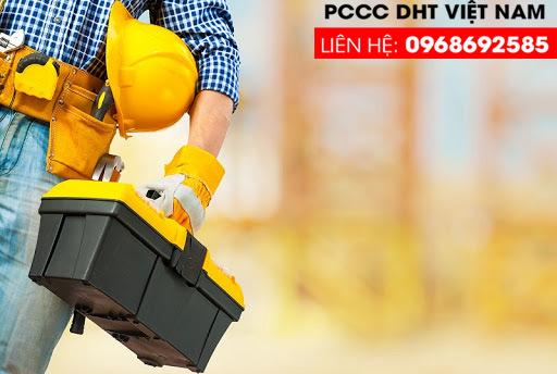 Dịch vụ bảo trì bảo dưỡng hệ thống phòng cháy chữa cháy KCN SƠN LÔI