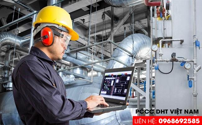 Dịch vụ bảo trì bảo dưỡng hệ thống phòng cháy chữa cháy KCN SƠN LÔI linh động