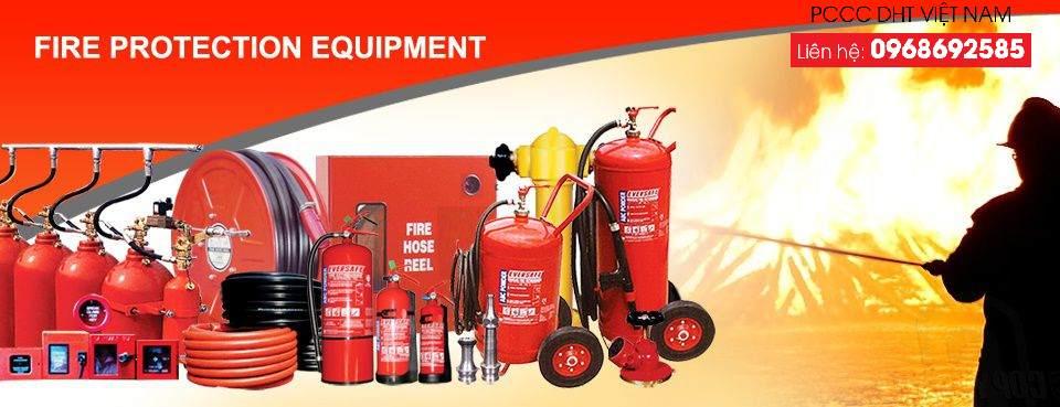 Địa chỉ bán thiết bị phòng cháy chữa cháy uy tín
