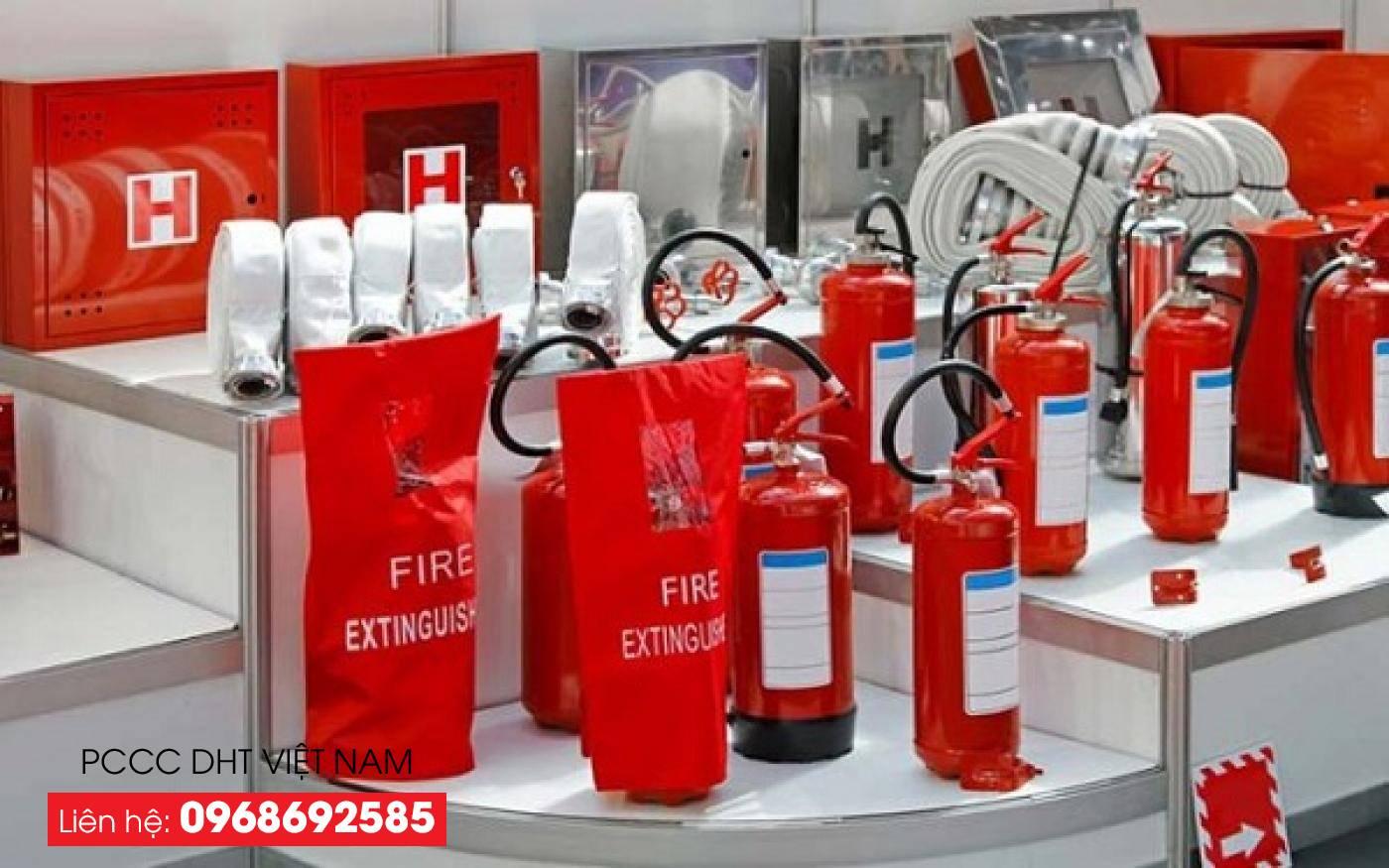 Lưu ý về nhà dịch vụ bảo trì bảo dưỡng hệ thống phòng cháy chữa cháy tại CỤM CÔNG NGHIỆP TÂN TIẾN