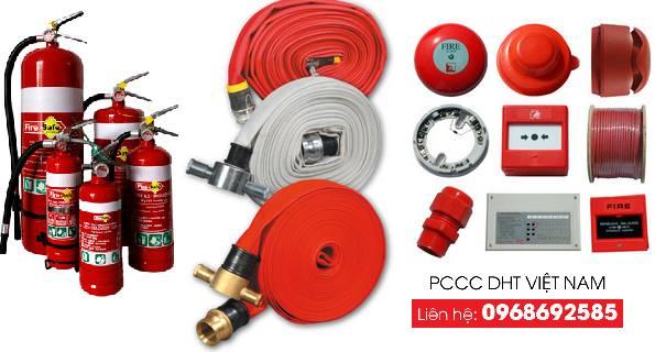 Một số thiết bị PCCC