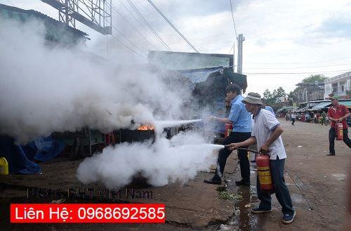 Dễ dàng thực hiện thiết bị chữa cháy