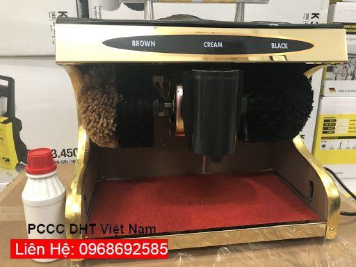 Dịch vụ cung cấp máy đánh giầy tại KHU CÔNG NGHIỆP CÔNG NGHỆ CAO SINH HỌC