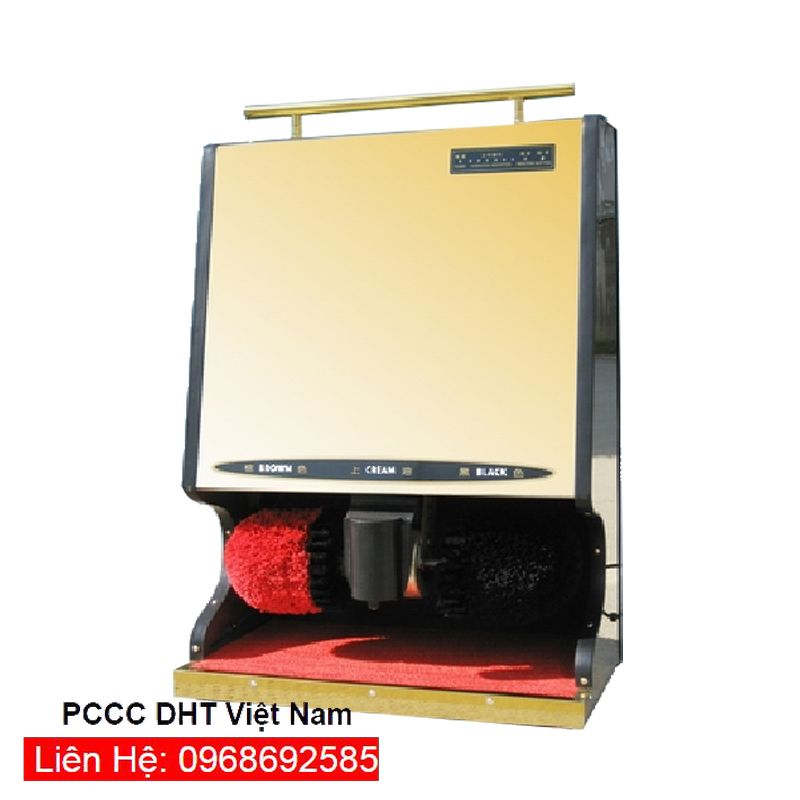 Máy đánh giầy tại PCCC DHT Việt Nam