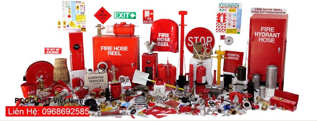 Thiết bị chữa cháy là các sản phẩm cần thiết và nên có trong các căn nhà hiện nay để đảm bảo an toàn