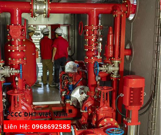 Dịch vụ bảo trì bảo dưỡng hệ thống phòng cháy chữa cháy tại Khu công nghiệp Hòa Phú uy tín, chất lượng