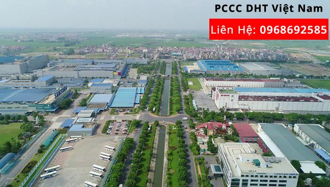 Khu công nghiệp Gia Bình của tỉnh Bắc Ninh