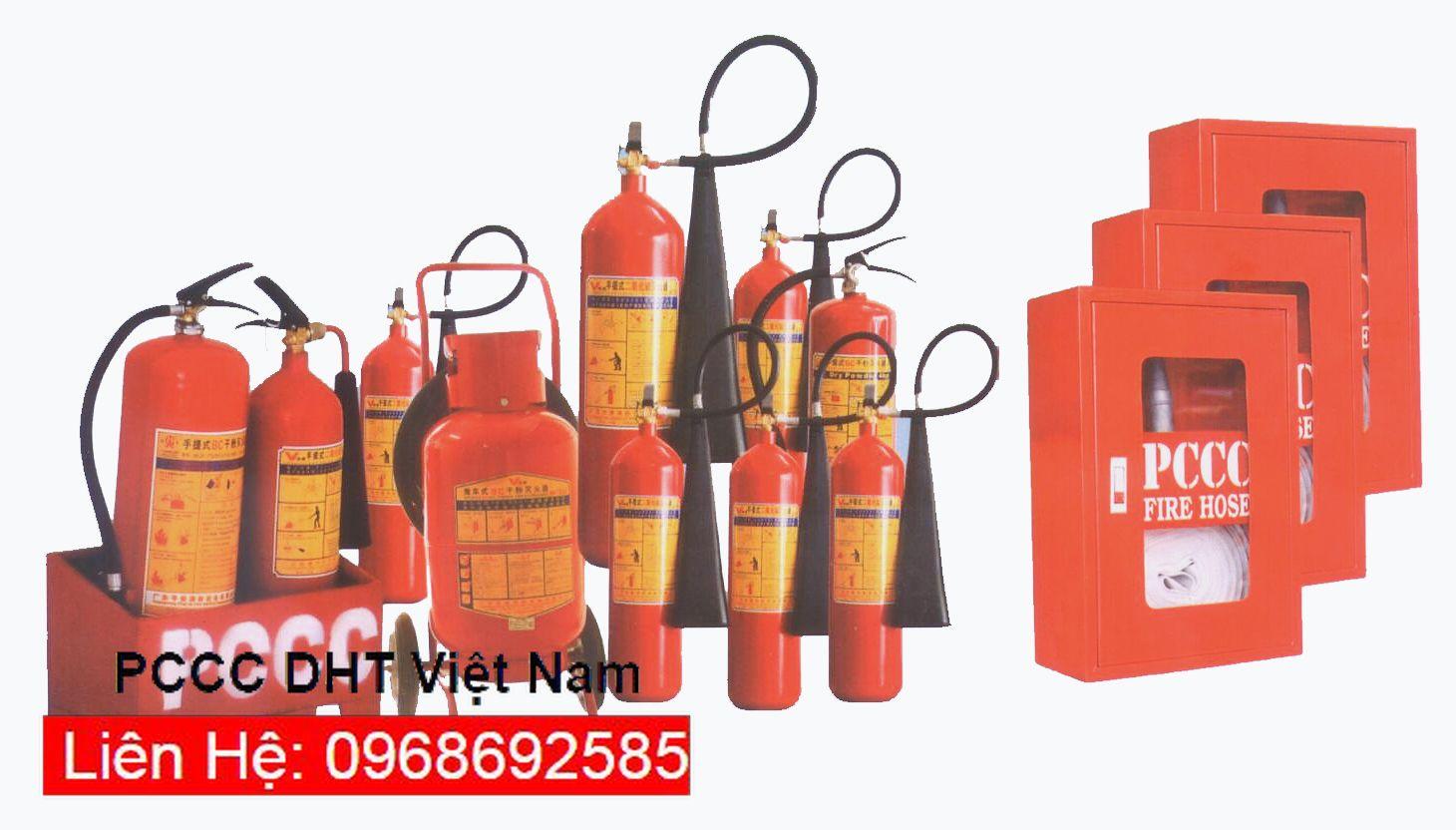 Dịch vụ bảo trì bảo dưỡng hệ thống phòng cháy chữa cháy tại Khu công nghiệp Gia Bình