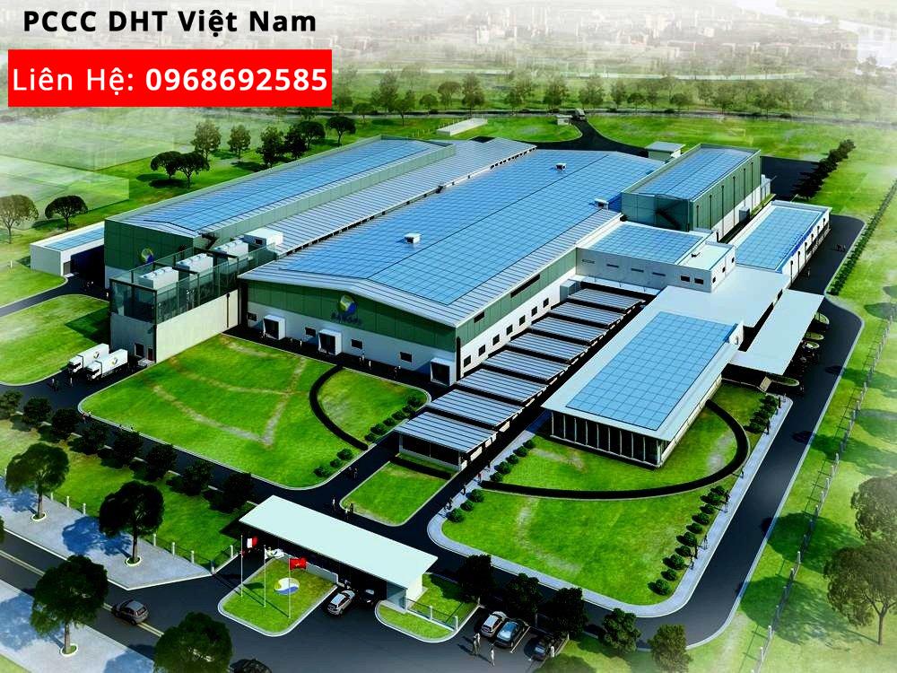Dịch vụ bảo trì bảo dưỡng hệ thống phòng cháy chữa cháy tại KCN Song Khê – Nội Hoàng