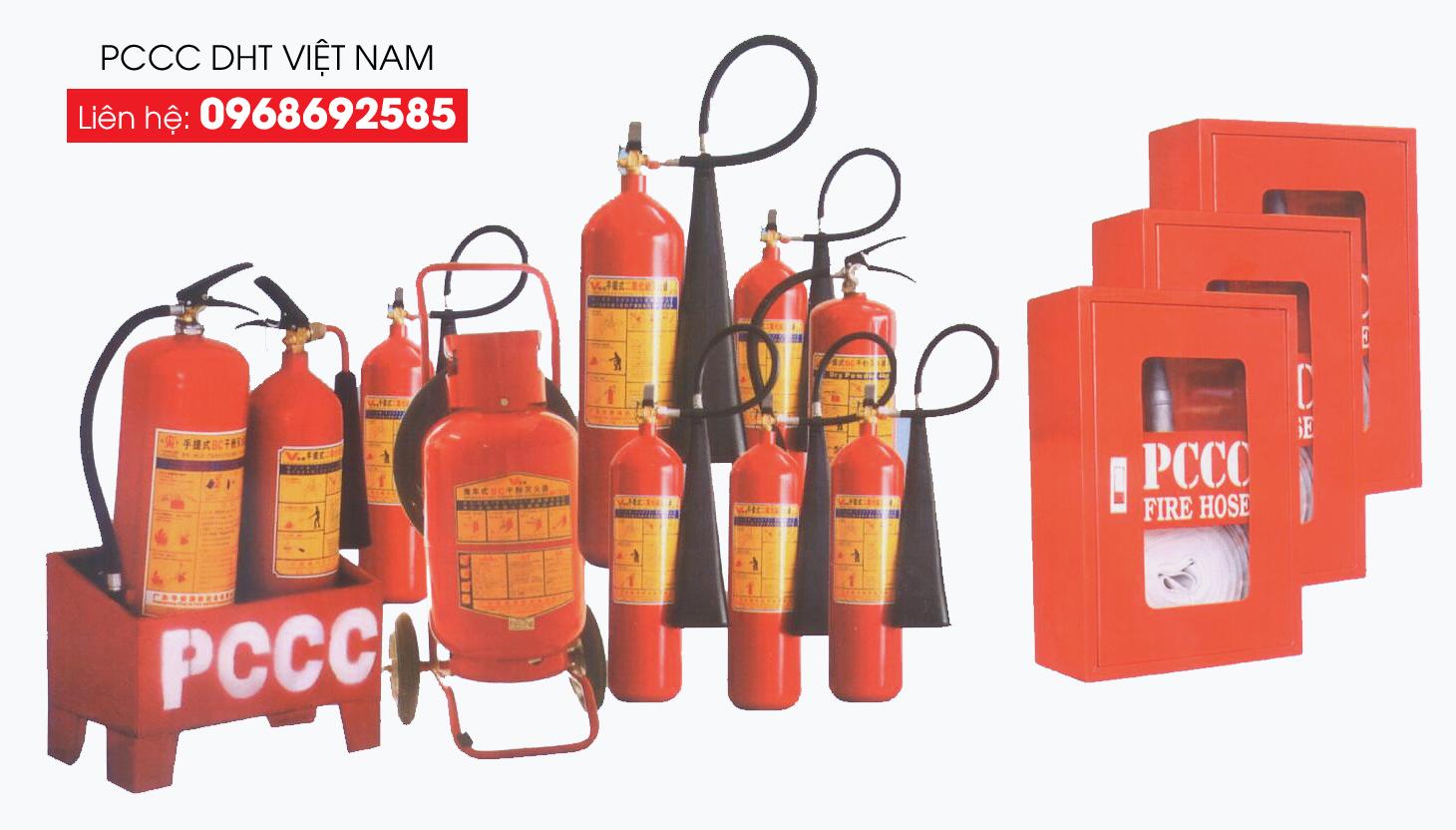 Địa chỉ mua các thiết bị phòng cháy chữa cháy