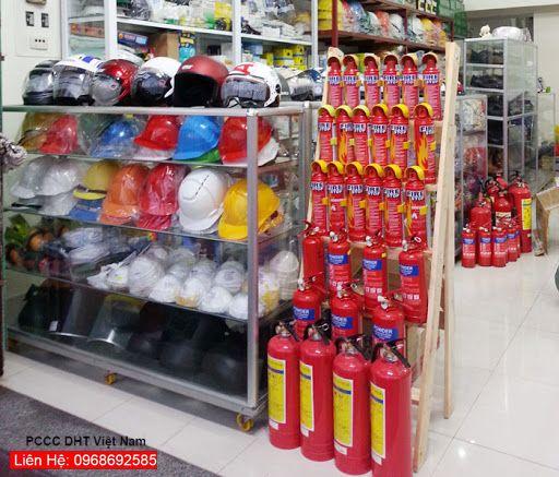 Sản phẩm chữa cháy vô cùng đa dạng và bạn đều có tìm thấy tại PCCC DHT Việt Nam
