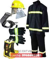 Quần áo chữa cháy theo thông tư 56