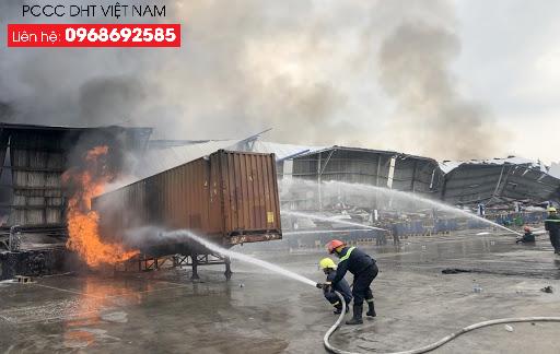 Cháy nổ tại các khu công nghiệp có xu hướng giảm vào đầu năm 2020