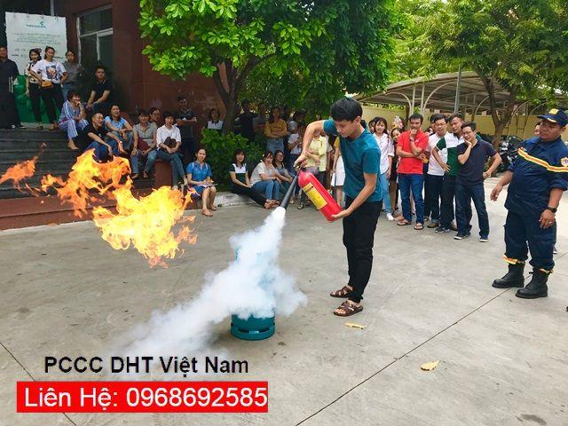 Thiết bị chữa cháy PCCC DHT Việt Nam chất lượng cho khu công nghiệp