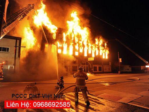 Nên trang bị thiết bị chữa cháy để hạn chủ động trong công tác PCCC