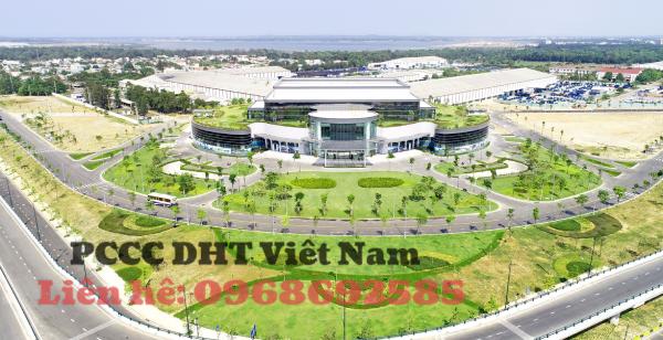 Khu công nghiệp Quốc Tuấn – Thanh Bình.