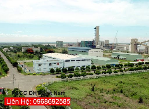 Khu công nghiệp tập trung nhiều nhà máy, cơ sở sản xuất