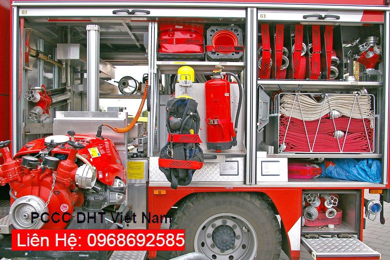 Cần đồ nghề chữa cháy chuyên dụng ư? Đã có PCCC DNT lo