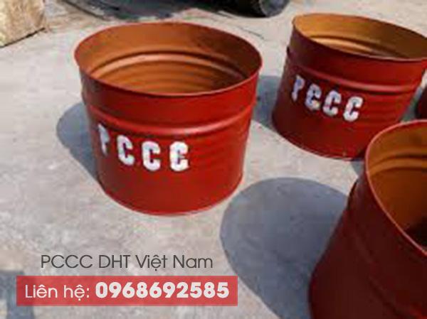 Thùng phuy chữa cháy tại Bắc Giang giá tốt nhất